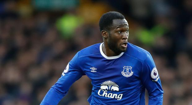 Everton must prove their ambition to Romelu Lukaku, pictured, according to manager Ronald Koeman