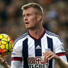 Chris Brunt has extended his stay at West Brom