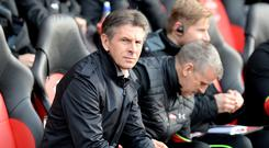 Claude Puel's Southampton have lost their past three matches in all competitions