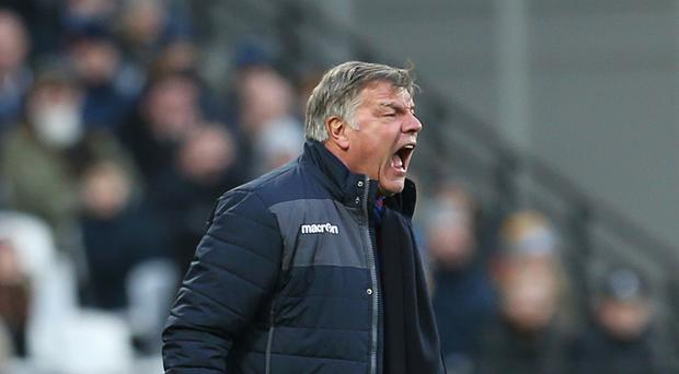 Crystal Palace boss Sam Allardyce held clear the air talks with his team following their 4-0 loss to Sunderland