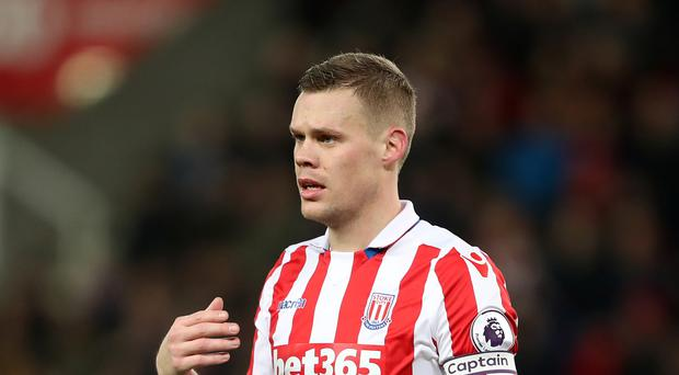 Ryan Shawcross (pictured) played under Tony Pulis at Stoke from 2007 to 2013.