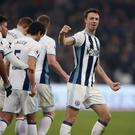 West Brom equalised in stoppage time