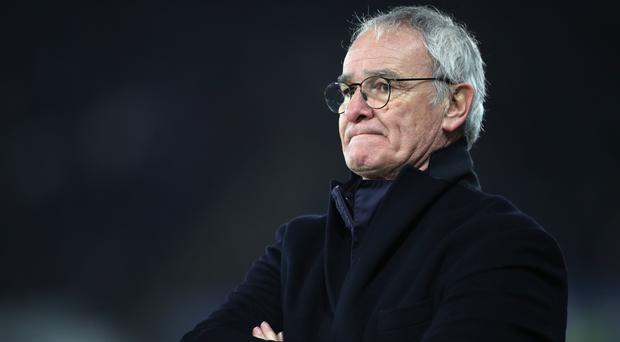 Leicester manager Claudio Ranieri wants to stay at Leicester