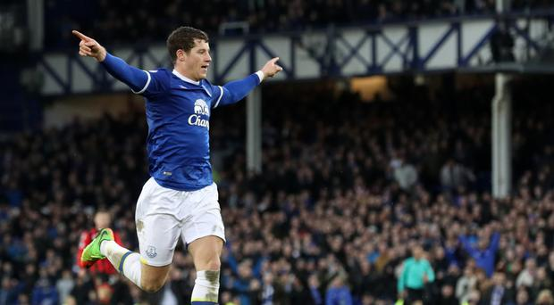 Everton's Ross Barkley is reported to be delaying on a new deal