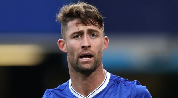 Doubts over David Luiz and John Terry mean Gary Cahill may have to play against Wolves. Photo: PA