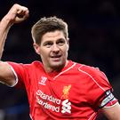 Former Liverpool captain Steven Gerrard is to play at Anfield again