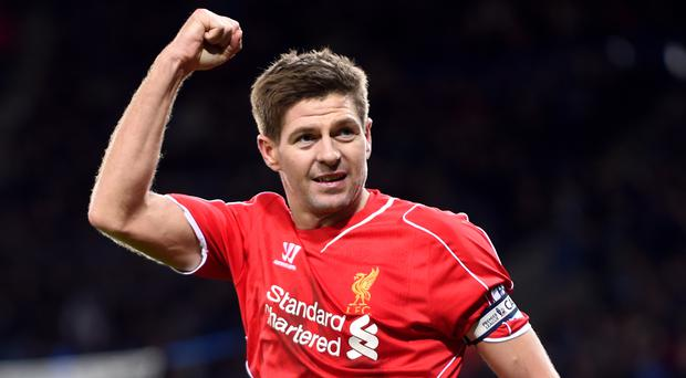 Lampard had no hesitation in naming Gerrard as the Premier League's greatest midfielder