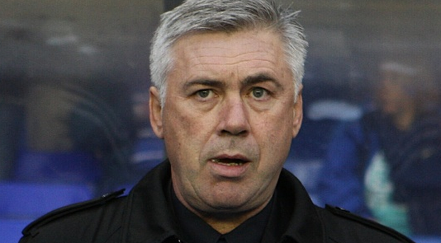 Bayern Munich manager Carlo Ancelotti. Photo: PA