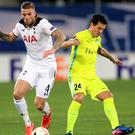 Toby Alderweireld was part of the Tottenham team that lost away to Gent