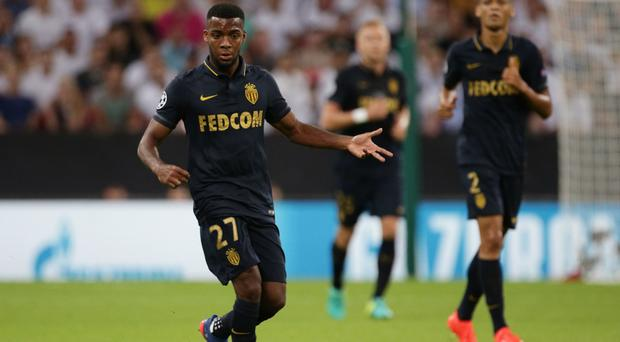 Monaco's Thomas Lemar is catching the eye of Manchester City and Chelsea