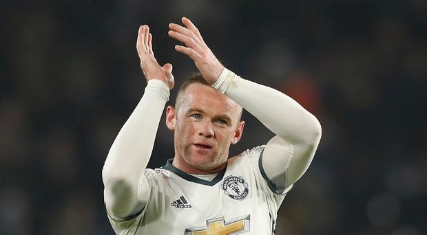 Wayne Rooney is staying at United