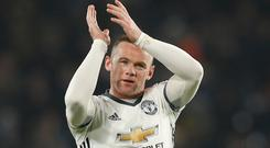Wayne Rooney's future is under the microscope