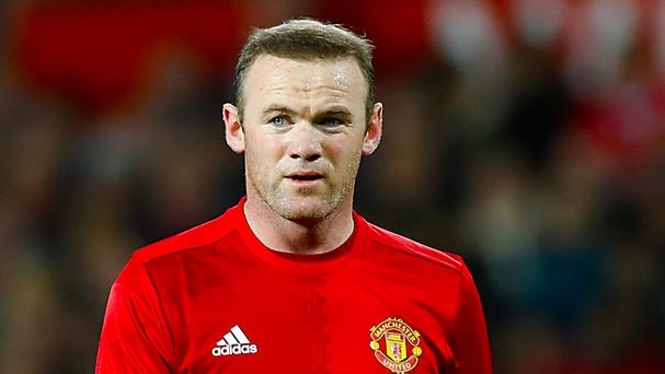 Wayne Rooney says no plans to leave Manchester United