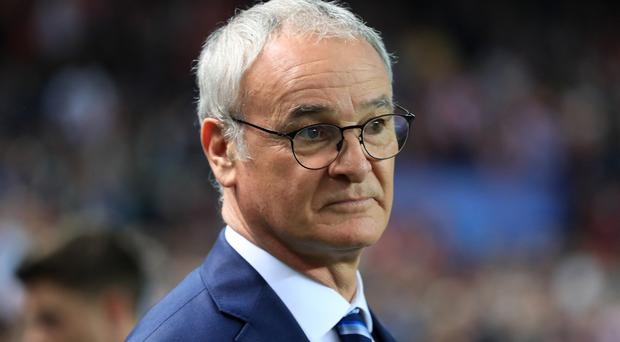 Claudio Ranieri has been sacked as Leciester boss