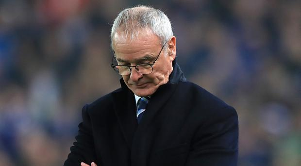 Claudio Ranieri is out as Leicester manager