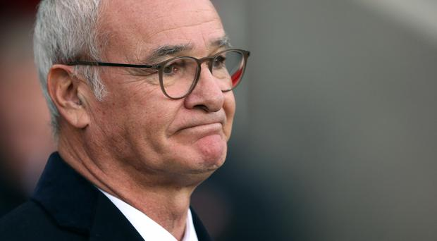 Claudio Ranieri was sacked as Leicester manager less than a year after winning the title