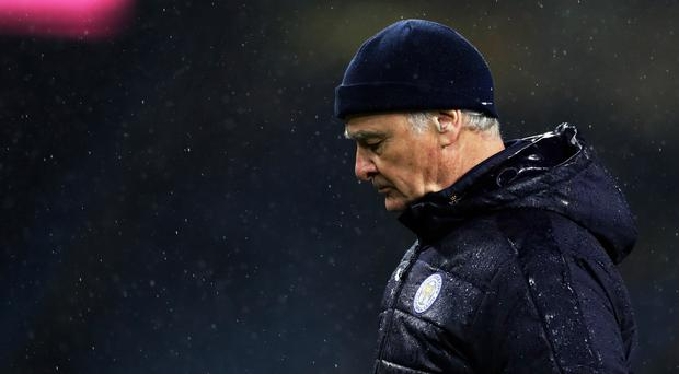 Leicester City manager Claudio Ranier was sacked on Thursday