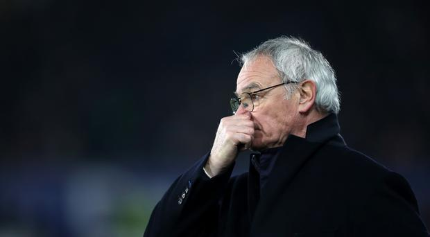Claudio Ranieri has been sacked less than a year after guiding Leicester to Premier League glory