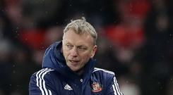 Sunderland manager David Moyes is going back to Everton with his new club