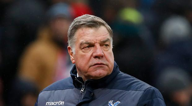 Crystal Palace manager Sam Allardyce hopes his men are rested