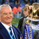 Claudio Ranieri was sacked less than a year after leading Leicester to the Premier League title