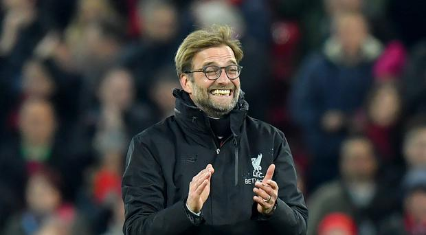 Liverpool manager Jurgen Klopp has no worries about his side's long absence from competitive action
