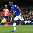 It was worth the wait for Idrissa Gana Gueye's first Premier League goal