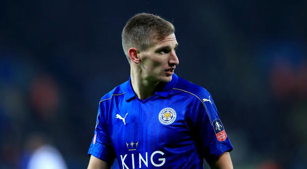 Leicester winger Marc Albrighton has denied he had any part in Claudio Ranieri's sacking in a statement to Press Association Sport