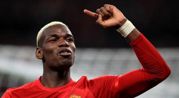 Paul Pogba returned to Manchester United last summer