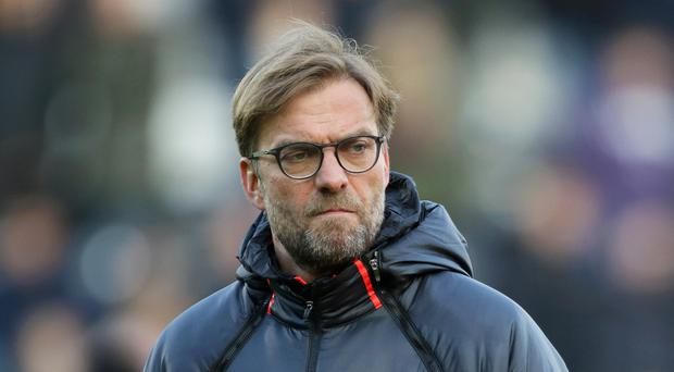 Liverpool manager Jurgen Klopp Picture: PA
