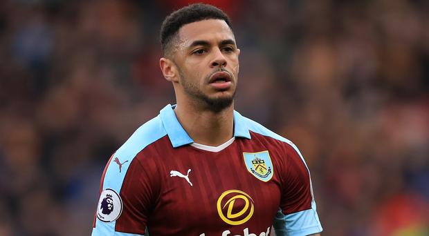 Burnley boss Sean Dyche is learning to live with interest in his players, including striker Andre Gray, pictured