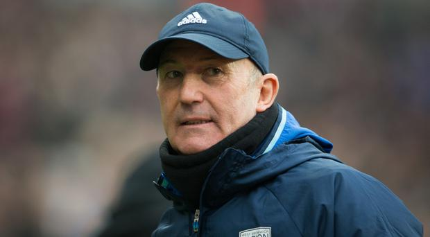 West Brom manager Tony Pulis was ordered to pay damages to his former club Crystal Palace