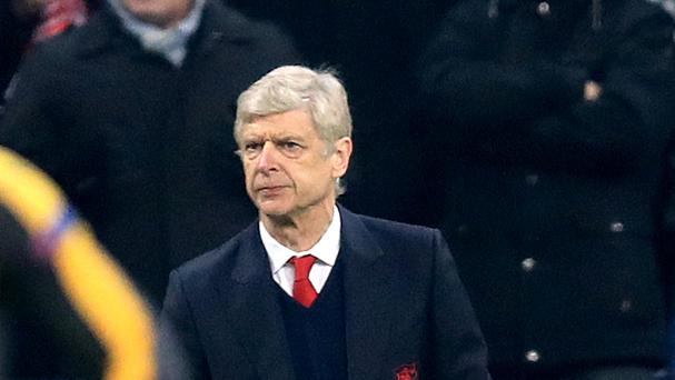 Are Arsenal at their lowest point under Wenger?