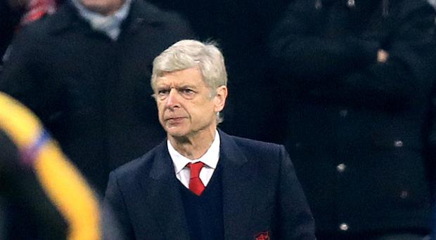 Arsene Wenger's Arsenal side have struggled away from home against their nearest rivals of late