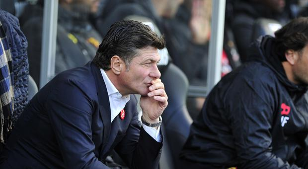 Watford boss Walter Mazzarri sees Southampton as a
