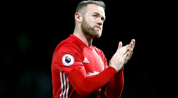 Wayne Rooney has been a peripheral figure at Old Trafford in recent weeks