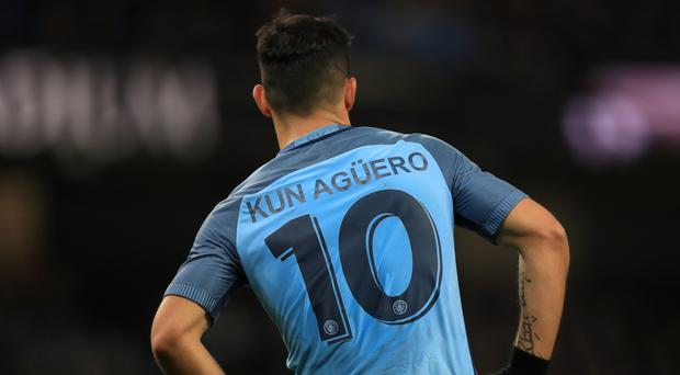 Speculation over Sergio Aguero's Manchester City future remains despite his return to form