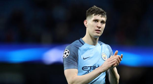 Sunderland boss David Moyes is backing Manchester City defender John Stone, pictured, to fulfil his potential