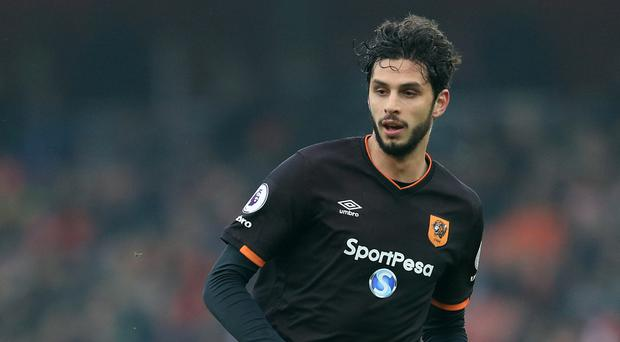 Andrea Ranocchia is loving life in England