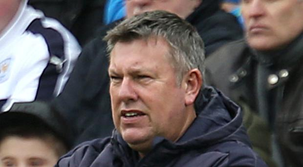 Craig Shakespeare made another strong case to be made Leicester's new manager