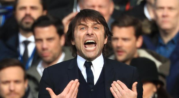Antonio Conte says he would like to live
