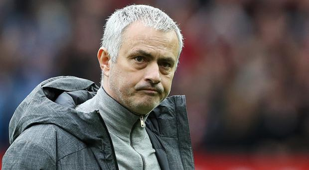 Jose Mourinho is concerned by Manchester United's stuttering form at Old Trafford this season