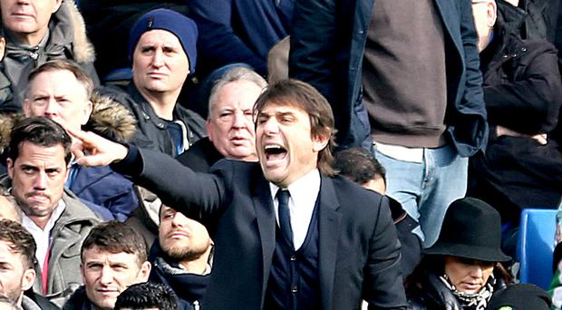 Antonio Conte has told his Chelsea players to be remembered for winning the Premier League title
