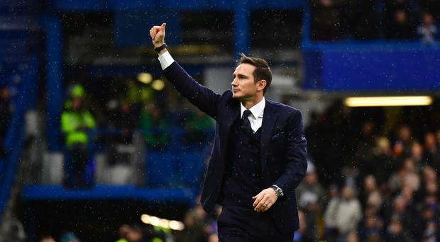 Frank Lampard has criticised Arsenal