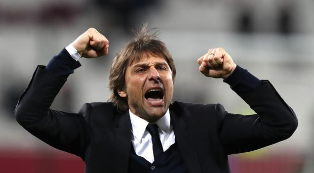 Antonio Conte was pleased with Chelsea's latest victory