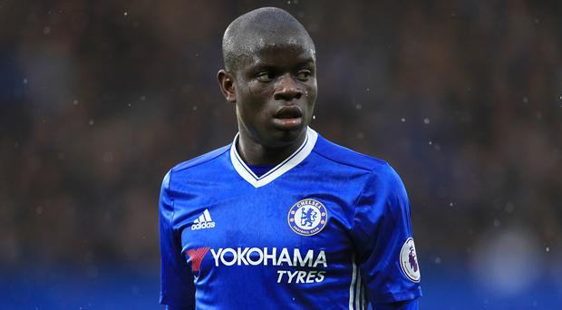 N'Golo Kante joined Chelsea from Premier League champions Leicester