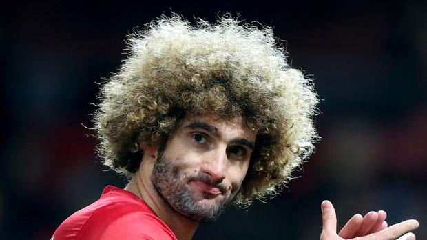 Marouane Fellaini appears to be on his way to Turkey
