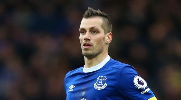 Midfielder Morgan Schneiderlin admits Everton have to be patient in their quest for Champions League football