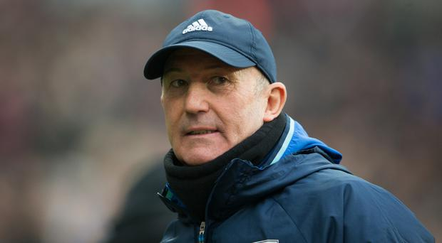 Tony Pulis' West Brom side take on Everton this weekend