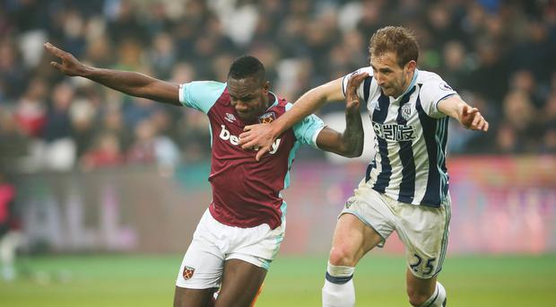 Slaven Bilic has welcomed the return of Michail Antonio for West Ham's trip to Bournemouth